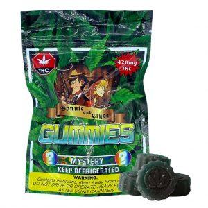 Bonnie Clyde THC Gummies